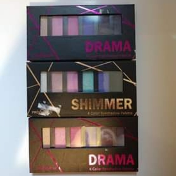 Other - Eye-shadow Pallets